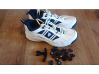 Fearnley cricket shoes size 7