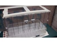 Large Vision Bird (Budgie etc) Cage with Accessories