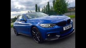 2013 63 BMW 420D M Sport / M Performance