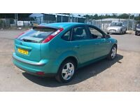 2007 FORD FOCUS AUTOMATIC