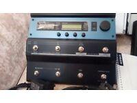 Voice/Guitar processor