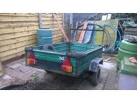 For Sale 6ft X 4ft Trailer