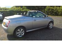 nissan micra convertible, ( very low milage ) 10mths mot all works as should.