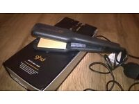 ghd wide hair straighteners, with ceramic plate, good condition, £80 ono.
