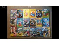Bundle of Kids Peppa Pig Thomas Ben & Holly and others DVDS