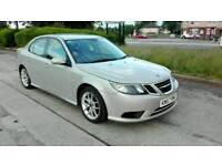 2007 SAAB 93 1.9 TID VECTOR SPORT FACELIFT 150bhp 6 SPEED SILVER LONG M.O.T EXCELLENT FAMILY CAR