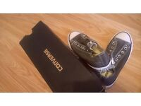 converse trainers size 3 new