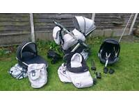 Oyster2 full travel system