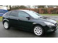 Ford Focus drivers side doors