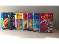 Harry Potter: A Complete Set of Original Harry Potter Books, J K Rowling, Bloomsbury [7 Books]