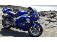1998 Yamaha YZF1000R1, Blue R1, 98 Original R1 4XV, PX ZX7R, Fireblade, TL1000S, cheap SV650