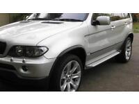 BMW X5 d SPORT EDITION 2006 AUTO 4X4 DIESEL