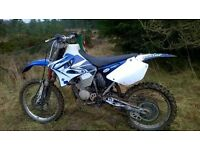 FOR SALE 2004 YZ 125 TWO STROKE