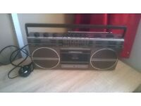 Vintage Retro Grundig RR 325 With Manual -can post for extra-