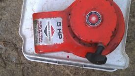Briggs and Stratton 5 hp pull start assembly