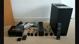 Sony Bravia DAV-IS50 Home Theater System 5.1 Stereo wireless rear speakers