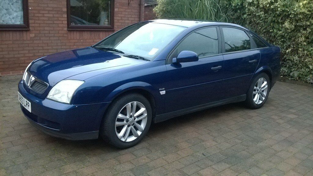 VAUXHALL VECTRA 2.0 DTI SPARES OR REPAIR