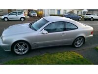 MERCEDES CLK 230 AVANTGARD FOR SALE.