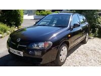 Nissan Almera Automatic with Very Low Milage