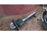 BODYSCULPTURE ELLIPTICAL AND YORK ROWING MACHINES