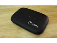 ELGATO HD60S Game Capture Card for Console - Only used twice !