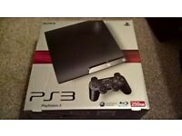 SONY PLAYSTATION 3 CONSOLE WITH 11 GAMES - ALL IN NEW CONDITION (PLEASE FULLY READ THE DESCRIPTION!)