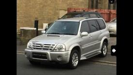 Suzuki Grand Vitara XL 7 Turbo Diesel Seven Seater 4x4