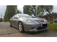 2001 Toyota Celica 190 bhp starts and drives £950