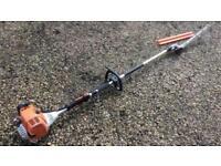Stihl hl 75 long reach pole hedge cutter trimmer