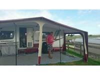 Caravan awning 1015 full size