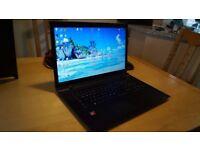 "TOSHIBA C70D Laptop 17,3"" A8 Quad-Core Processor with AMD Radeon™ R5 Graphics, 8 RAM, 1 TB HDD"