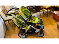 Oyster Max (Tandem) Double Buggy