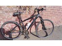 Specialized Crosstrail Sport Disc Hybrid Bike £200