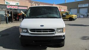 2002 Ford Familiale Econoline XLT DIESEL