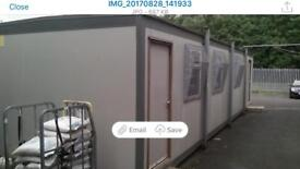 Portable Office Cabin 40x12 Excellent Condition!!