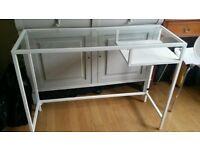 IKEA desk/laptop table