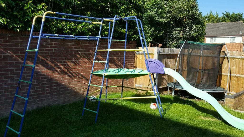 Early Learning Centre Climbing Frame In Burnham