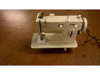 WALKING FOOT ZIGZAG sewing machine,Sail repair or canvas work etc
