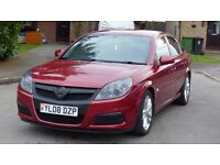 Vauxhall Vectra 2008, Excellent condition like a new