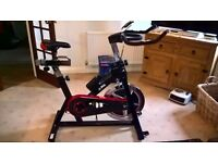 JLL EXERCISE BIKE BRAND NEW