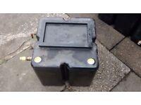 Polytank cold water tank 18x18x18