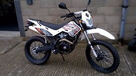 WK 125 TRAIL BRAND NEW FROM OFFICIAL WK DEALER FOR NORFOLK