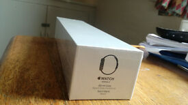 Apple Watch - New, Still Sealed - Series2 42mm case SpGr Al Case - Costs £399 at Apple, sold at £350