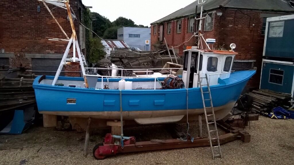 Versatility 31 foot fishing boat for sale in for Jet fishing boats for sale