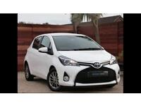 Toyota Yaris 2016 (66) Plate Auto only 4000 miles only