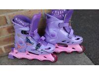 girls bratz inline skates