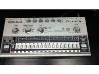 Roland TR-606 Drumatix Vintage Analog Drum Machine - 1 Owner! TR606