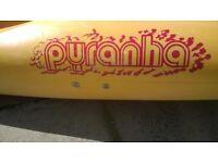 Pyranha Kayak