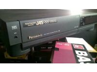 Panasonic VCR Super working order model NVJ45