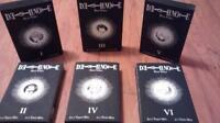 Black edition: Death note 1-6